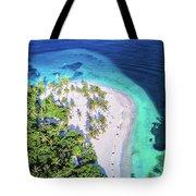Bacardi Beach Tote Bag