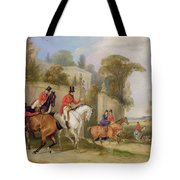 Bachelor's Hall - The Meet Tote Bag