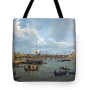 Bacino Di San Marco From Canale Della Giudecca Tote Bag