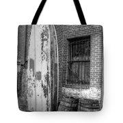 Back Alley Art Works Tote Bag