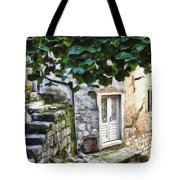 Back Alley Living Tote Bag