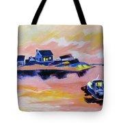 Back Bay Tote Bag