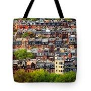 Back Bay Tote Bag by Rick Berk