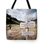 Back Country Tote Bag