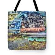 Back End Bugs Tote Bag
