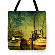 Back Home In The Harbor Tote Bag