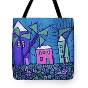 Back Home On The Island Tote Bag
