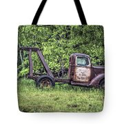 Back In A Field Tote Bag