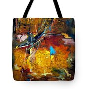 Back In The Saddle Again Tote Bag