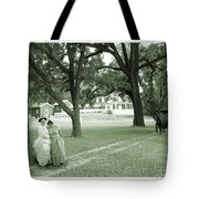 Back In Time At Hardman Farm Tote Bag