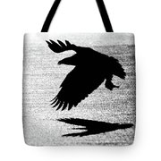 Back Lit Beauty On Ice Tote Bag