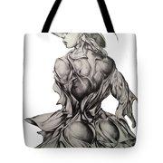 Back Tote Bag