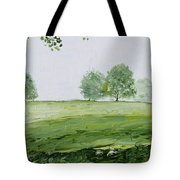 Back Nine Tote Bag