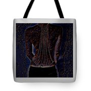 Back Of Beads Tote Bag