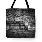 Back Road Farm House Tote Bag