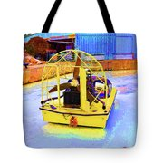 Back Side  Tote Bag