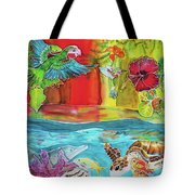 Back To Eden Tote Bag
