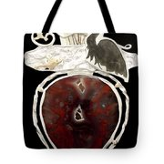 Back To Nature Necklace Tote Bag