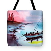Back To Pavilion 2 Tote Bag