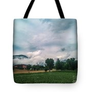 Back To Roma Tote Bag