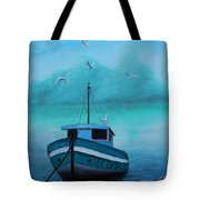 Back To Shore Tote Bag