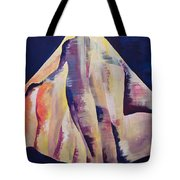 Back To The Background Tote Bag