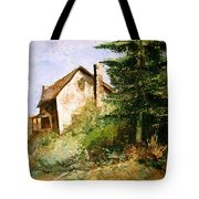 Back To The Farm Tote Bag