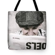 Back When News Was True Tote Bag