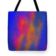 Dancing Colors Tote Bag