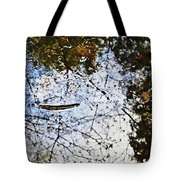 Background Nature Green Tote Bag