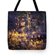 Backlit Beauty Tote Bag