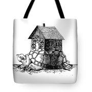 Backpack-house Tote Bag