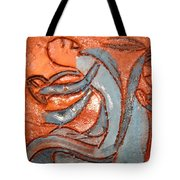 Backseat - Tile Tote Bag