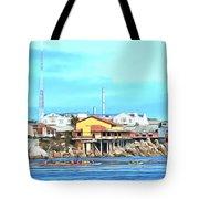 Fishermans Wharf 2 Tote Bag