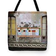 Backstreets Of Palma De Mallorca Tote Bag