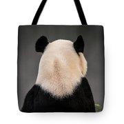Backward Panda Tote Bag