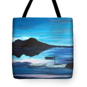 Backwater Tote Bag