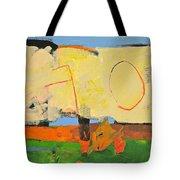 Backyard-4-garden-m- Tote Bag by Cliff Spohn