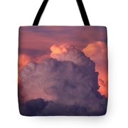 Backyard Sky Tote Bag
