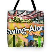 Backyardigans Swing-a-long Tote Bag