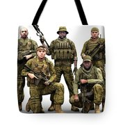 Bad Company Tote Bag
