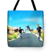 Bad Day For A Nature Hike Tote Bag
