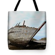 Bad Eddie's Boat Donegal Ireland Tote Bag