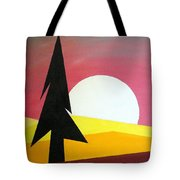 Bad Moon Rising Tote Bag