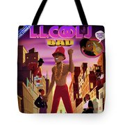 BAD Tote Bag by Nelson  Dedos Garcia