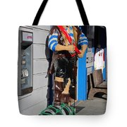 Bad, Wicked And Twisted Tote Bag