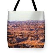 Badlands #3 Tote Bag