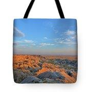 Badlands Evening Tote Bag