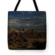 Badlands National Park Tote Bag