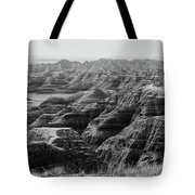 Badlands Of South Dakota #2 Tote Bag